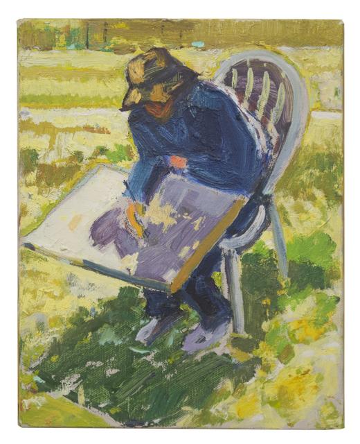 Bernard Chaet, FRED.GIAMPIETRO Gallery
