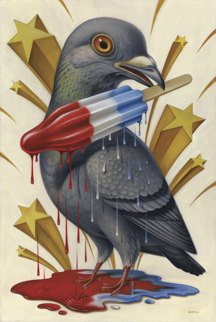 , 'Pigeon Pop,' 2017, Every Day Original