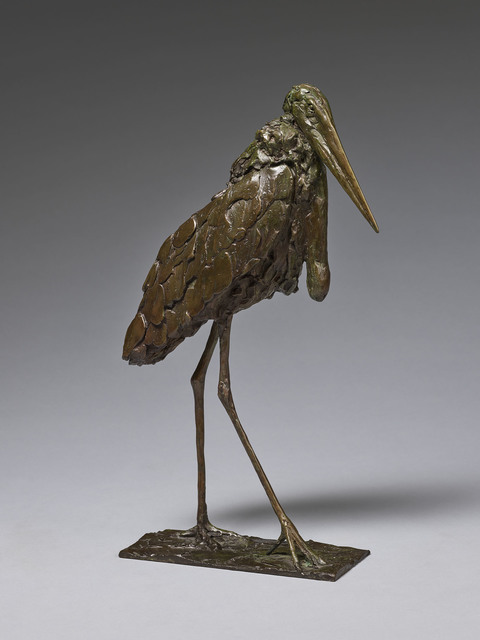 , 'Marabou Stork,' 2017, Sladmore Contemporary