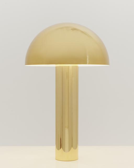, 'Brass Mushroom Table Lamp, USA,' 2016, Todd Merrill Studio