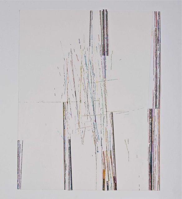 , 'em titulo (da serie 'Litanias'),' 2011, Amparo 60