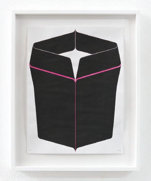, 'O-11,' 2018, von Bartha
