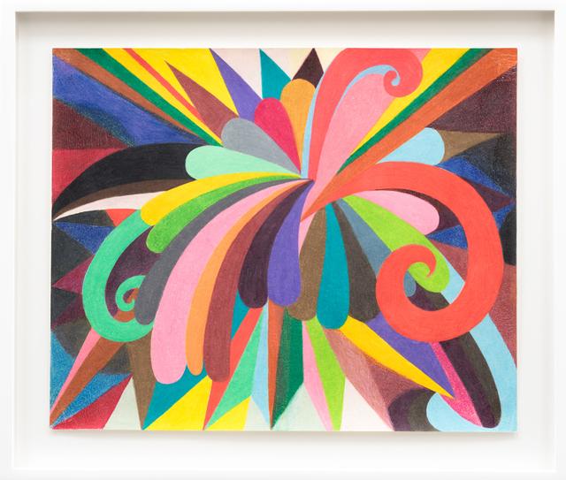 , 'Kaleidoscopic Intentions 6,' 2014, Rosamund Felsen Gallery