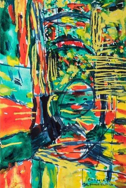 Antonio Corpora, 'Il paese antico', 1993, Finarte