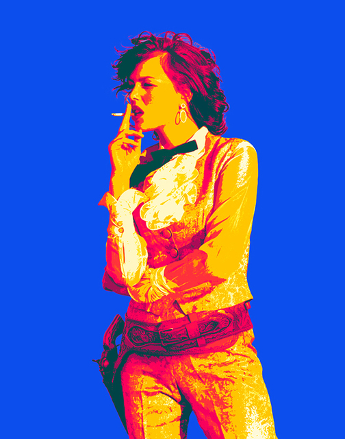 , 'Smoking Girl,' , Winfield Gallery