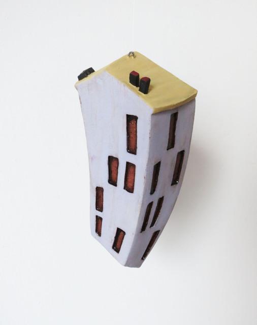 , 'Apartment Building (lavender),' 2018, BoxHeart