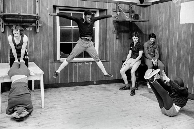 , 'Sports Club, Wolverhampton,' 1978, The Photographers' Gallery