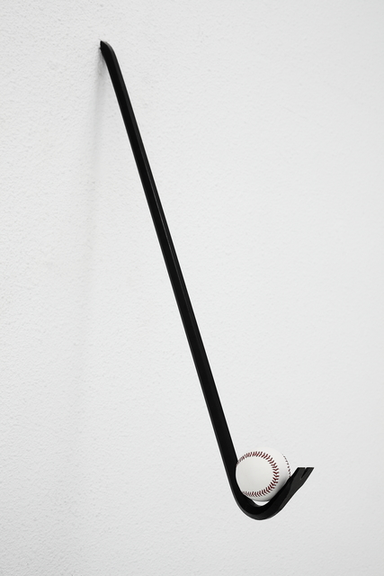 Dylan Lynch, 'Crowbar and Baseball', 2014, Museum Dhondt-Dhaenens