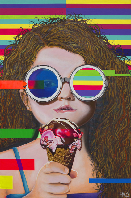 , 'Candy Love,' 2014, Canale Diaz Art Center