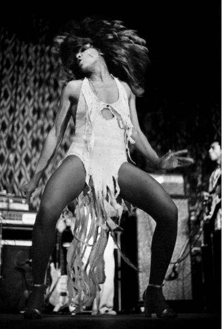 Lynn Goldsmith, 'Tina Turner Dancing', 1976, Mouche Gallery