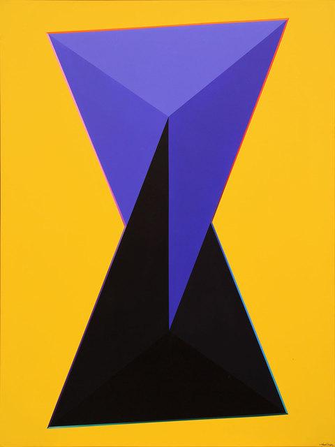 , 'ÉCLOSIONS GÉOMÉTRIQUES,' 2018, David Bloch Gallery
