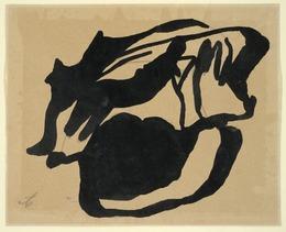 Hans Arp, 'Untitled', Yale University Art Gallery