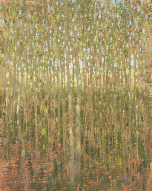 David Grossmann, 'Morning Light Inside the Aspen Grove', 2015, Gallery 1261