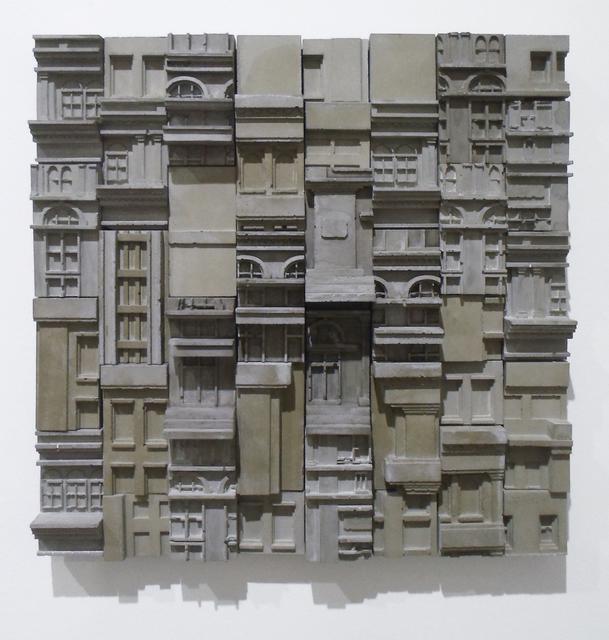 , '記憶_Pattern#150530,' 2015, Gallery Baton