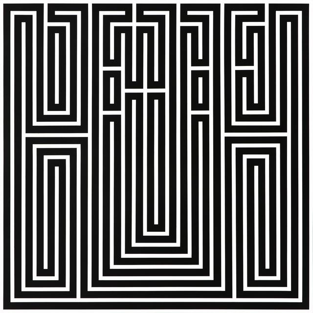 , 'The Maze Runner ,' 2019, 44309 Street Art Gallery