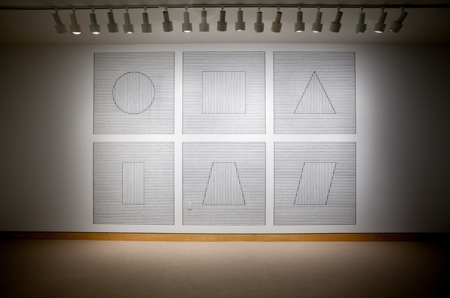 , 'Wall Drawing 340A,' 1993, Fraenkel Gallery