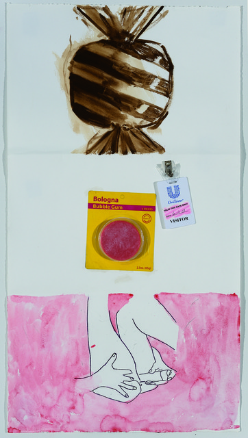 Will Cotton, Cary Leibowitz, and Ghada Amer, 'Exquisite Corpse 27,' ca. 2011, Mana Contemporary