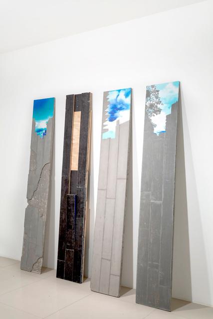 , 'Fronteiriços,' 2018, Zipper Galeria