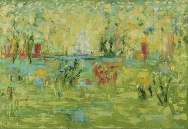, 'Sunday in the Park,' 2017, Studio 13 Fine Art