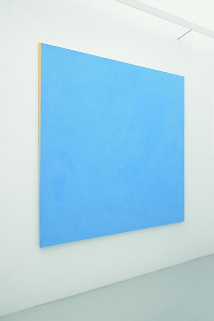 , 'Mezzanotte, blu,' 2016, Marian Goodman Gallery