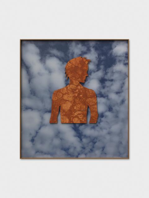 , 'L'inquiète silhouette,' 2017, Galerie Eva Presenhuber