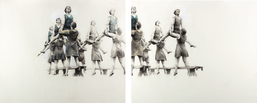 For a revolution (Diptych)