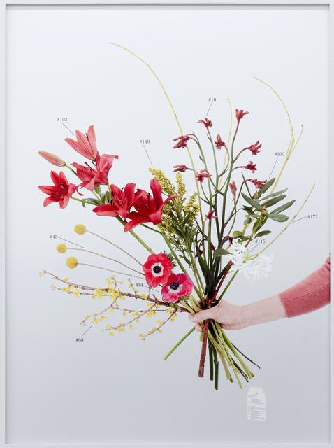 , 'A Critic's Bouquet by Peter Scott for Fischli & Weiss,' 2015, Kadel Willborn