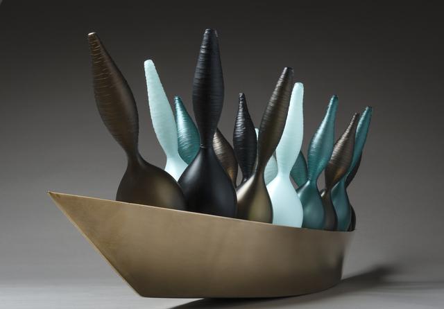 , 'Aspiring Spires,' , Sandra Ainsley Gallery
