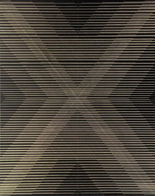 , 'X(4),' 2017, Dillon + Lee