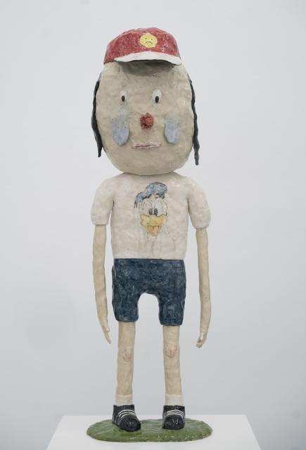 , 'Sad Standing Boy with Donald Duck Shirt,' 2017, Ruttkowski;68