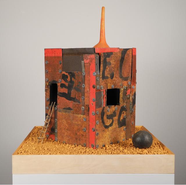 , 'Southern Monument XXII,' 1989, Hemphill Fine Arts