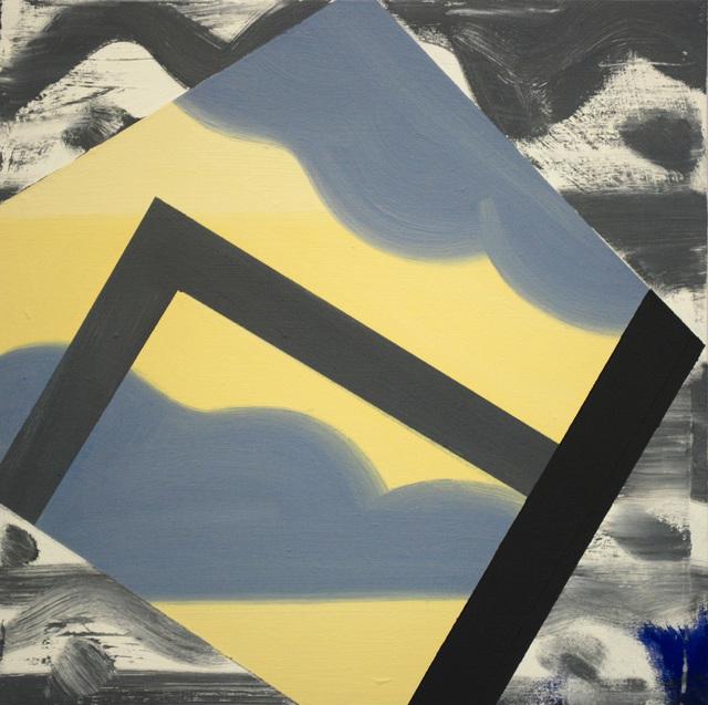 , 'Yellow Sky Fragments #2,' 2001, David Richard Gallery