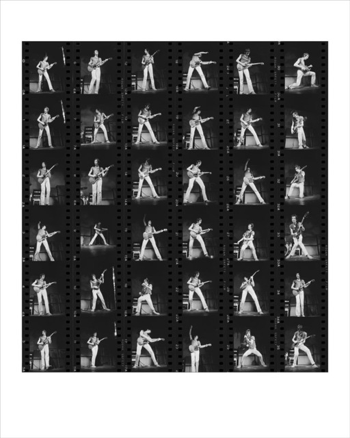 , 'Big Pete Contact Sheet,' , Gallery 270