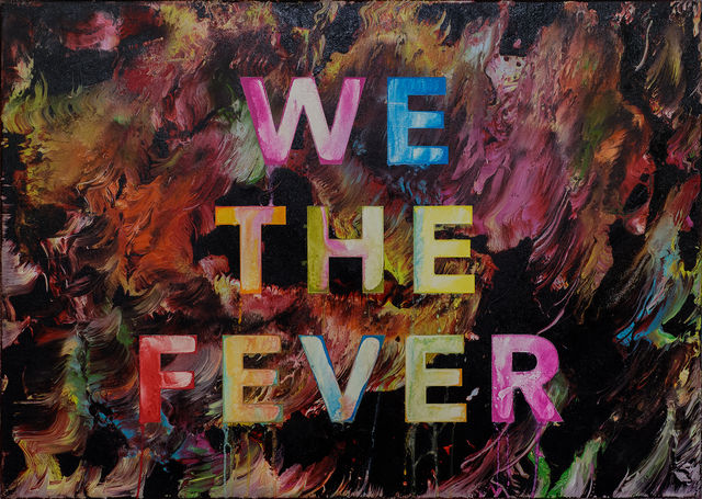 , 'We The Fever,' 2017, Rhodes