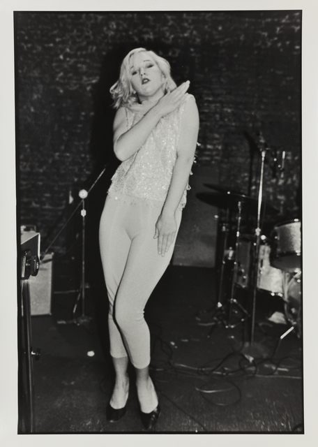 Bruce Conner, '27 PUNK PHOTOS: 15. THERESA SODER: THE SITUATIONS, NOVEMBER, 1978', 2004, Anglim Gilbert Gallery