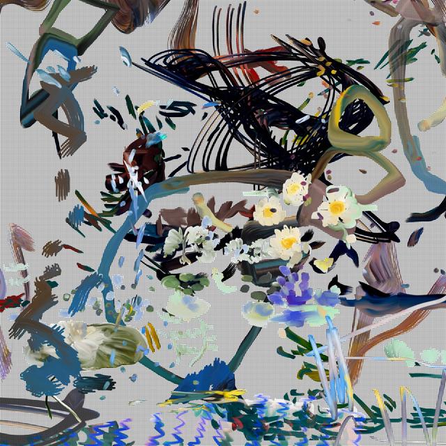 Petra Cortright, '#1 crash mp3_ways that error', 2019, Danziger Gallery