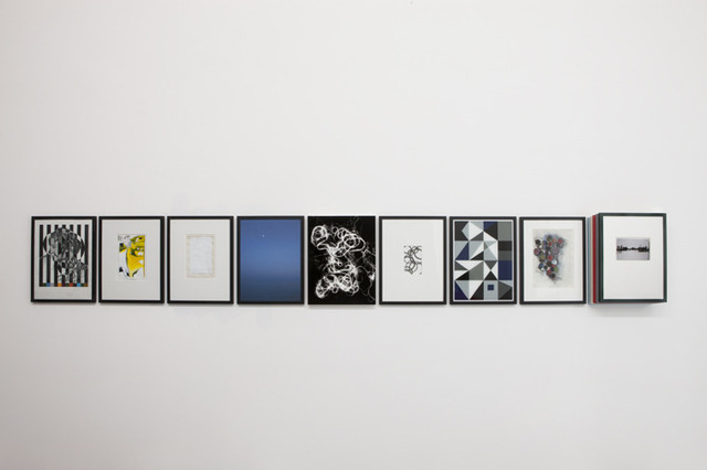 , 'Phosphor Notes (Hypomnema),' 2013, Francesca Minini