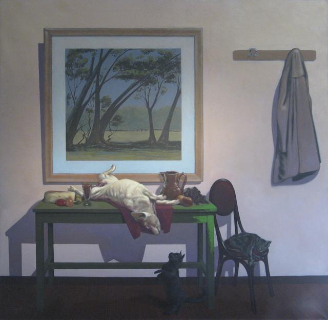 , 'Naturaleza muerta ,' 1975, Galeria Jacques Martinez