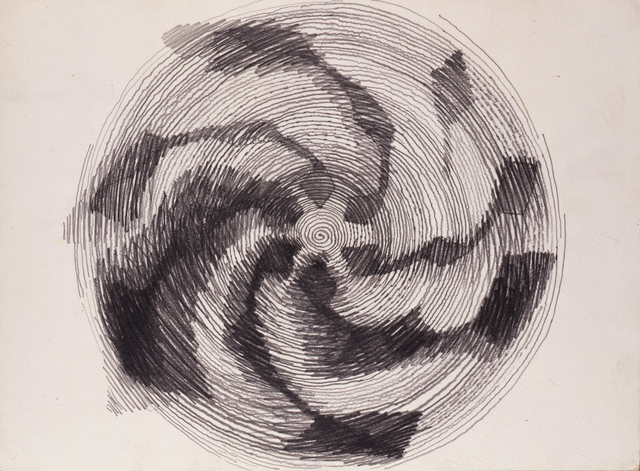 Juan Downey, 'Meditation Drawing 24', 1976, Nohra Haime Gallery