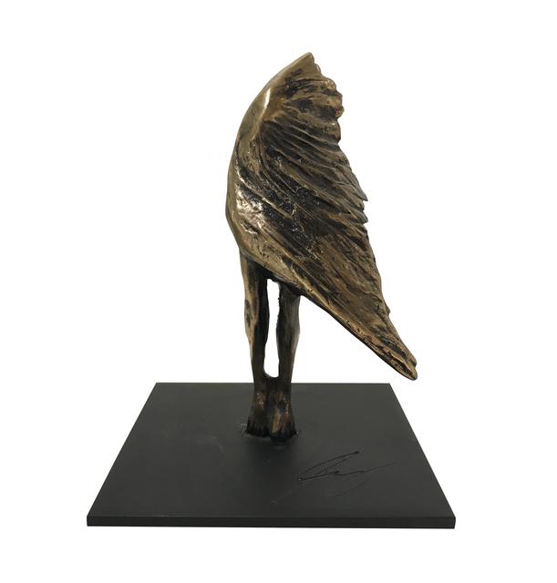 , 'Sous l'aile d'un ange,' 2018, Galerie LeRoyer