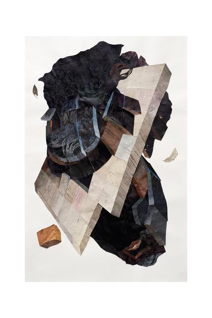 , 'Shape Your Sahdow,' 2015, Galerie Anne de Villepoix