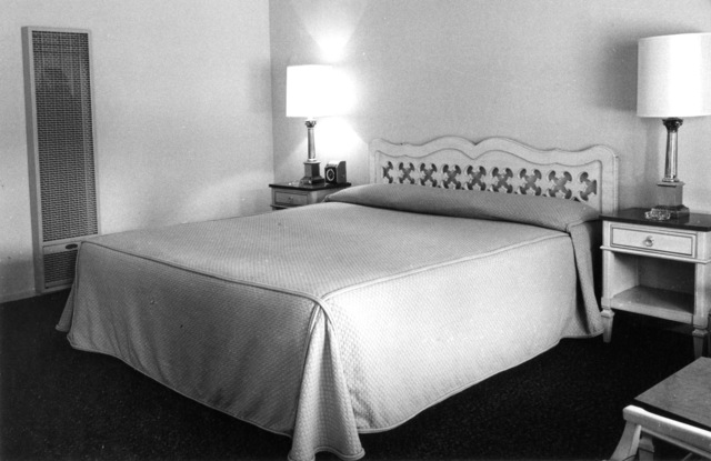, 'Motel Room, Central California Coast, April 1967 ,' 1967/1990, Gallery Luisotti