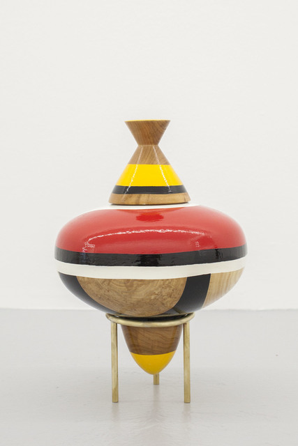 , 'Wooden Spinners 20,' 2016, Ruttkowski;68