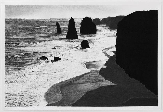 , 'Twelve Apostles 3,' 2017, Flinders Lane Gallery