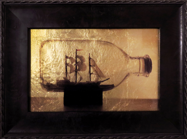 Kate Breakey, 'Ship In A Bottle', Etherton Gallery