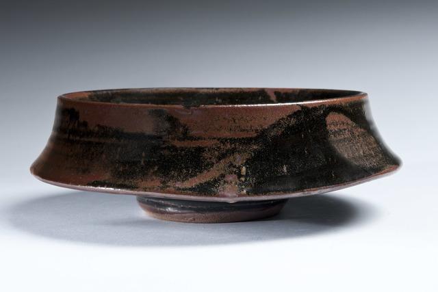 , 'Tenmoku Drop Rim Bowl,' ca. 2017, Lacoste Gallery