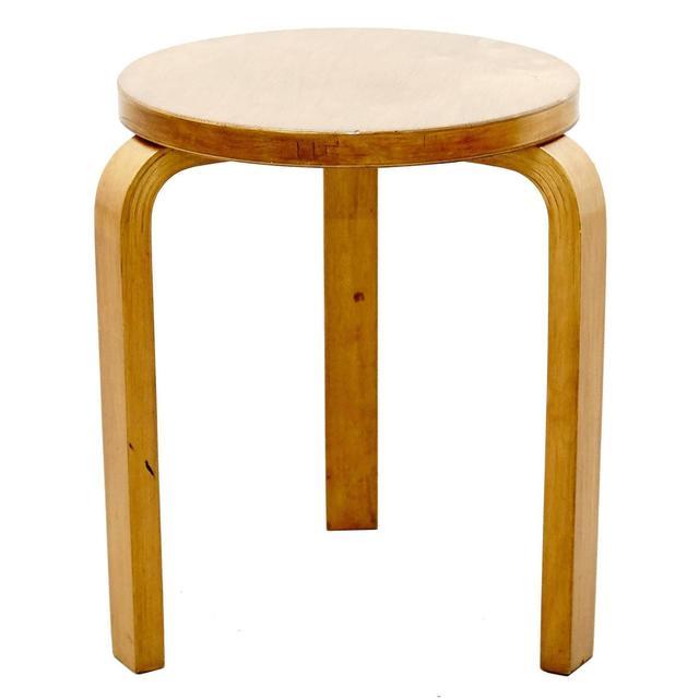 , 'finmar stool,' ca. 1930, DADA STUDIOS