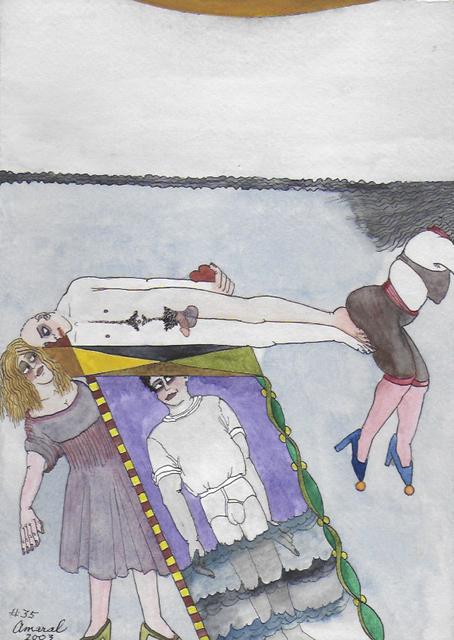 , 'Entre Comillas No 035,' 2003, LAMB Arts