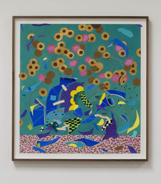 , 'a staccato still life,' 2018, John Wolf Art Advisory & Brokerage