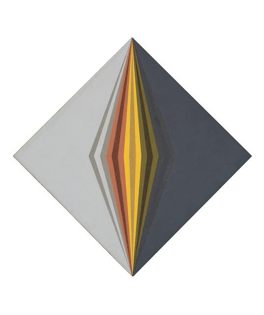 , 'Parcela desdobrada I,' 1977, Bergamin & Gomide
